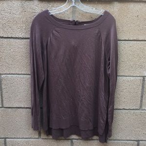 Halogen long sweater